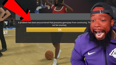 I'VE OFFICALLY HAD ENOUGH OF NBA 2k20 AFTER THIS!