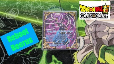 Jasons' Reboot Beerus Deck Profile for the Dragon Ball Super Card Game