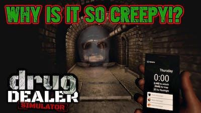 Drug Dealer Simulator's Creepy Sewers