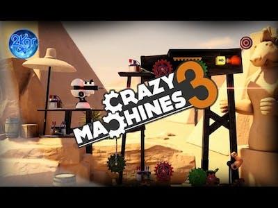 Crazy Machines 3 problem solver