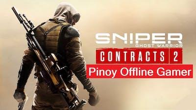 Sniper Ghost Warrior Contracts 2 Deluxe Arsenal Edition Gameplay Ryzen 3 3200G Vega8 8gb ram