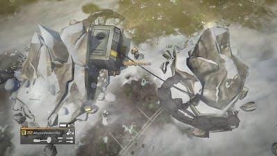 Helldivers -- Solo Helldive on Kraz vs Illuminates Planet 2