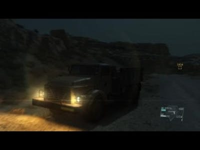 METAL GEAR SOLID V: THE DEFINITIVE EXPERIENCE: how to find the Russian interpreter