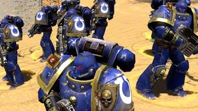 Astartes Mod 2021: Sons of Orar & Ultramarines vs Black Legion - WH 40K: Dawn Of War 2: Retribution