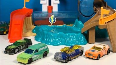Disney Pixar Hot wheels Cars Game racing change colour