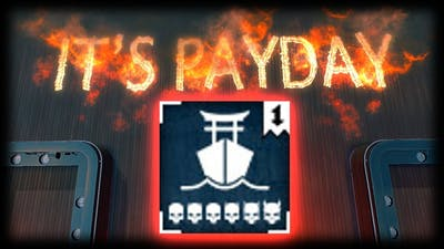 PAYDAY 2 - The Black Cat Heist (Death Sentence / One Down)