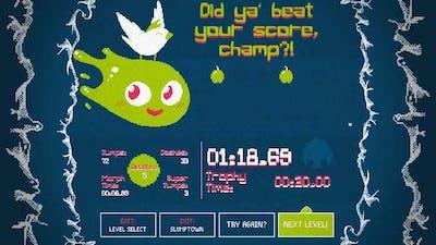Slime-san Gameplay