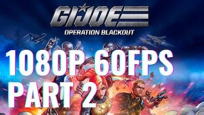G.I. Joe: Operation Blackout Gameplay - Part 2