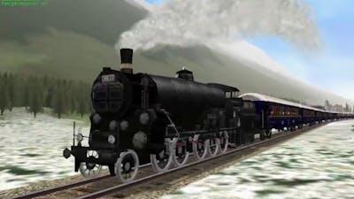 Train Simulator Orient Express Austria Demo   MS 2001