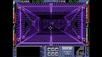 Cyber Assault (Amiga) (Gameplay)