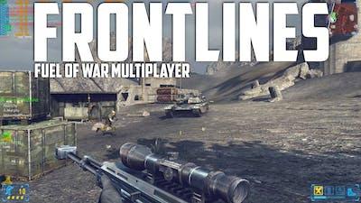 Frontlines Fuel of War Multiplayer Wike Awake Gameplay   4K