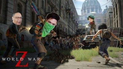 SLASHER TO EXTREME LEVEL! World War Z: Aftermath Ep. 2