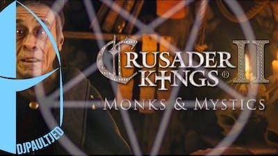 Bleeding Money! Let's Play Crusader Kings II Monks and Mystics DLC episode 19