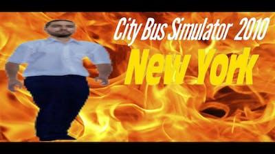 CARLOS RETURNS! [New York Bus Simulator]