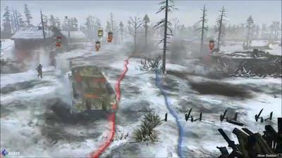 CoH2 - mTw Oka River Battle