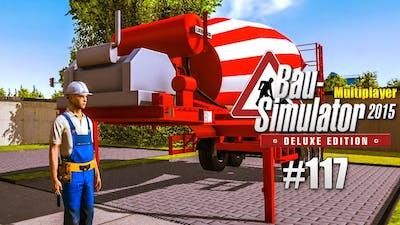 Bau-Simulator 2015 Multiplayer #117 - Fußball-Tore - fertig! CONSTRUCTION SIMULATOR Deluxe