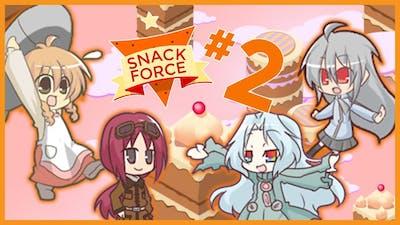 DAGA KOTOWARU | Snackforce Plays 100% Orange Juice #2