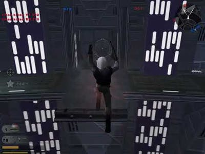 Star Wars Battlefront II classic 2005 full assault of the death star Part 1