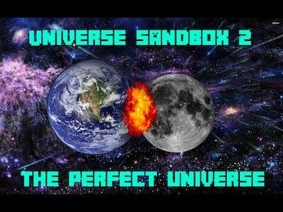 Universe Sandbox 2 - The Perfect Universe!