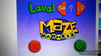 Freddi fish and Luther's maze madness M