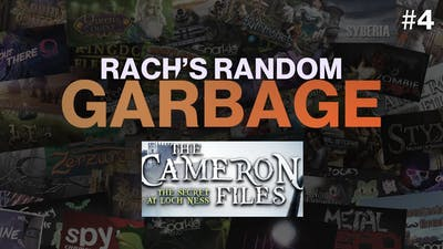 Rach's Random Garbage | The Cameron Files: The Secret At Loch Ness (Part 4)