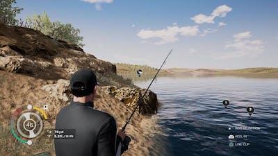 Fishing Sim World los gigante