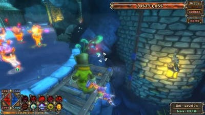 Dungeon Defenders - Riddle of the Deep