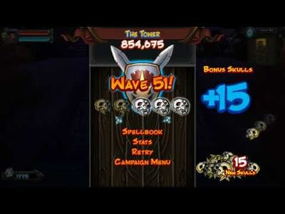 Orcs Must Die! 2 Impossible! Achievement Easy Build 50 Waves