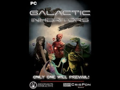 Let's Try: Galatic Inheritors: Snail-Paced Strategy Game Play