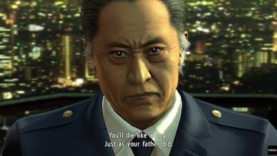 Yakuza 4 Remastered - Final Boss