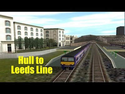 Trainz Routes: Hull to Leeds Line