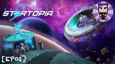 Spacebase Startopia - Introduction Tutorial