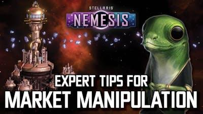 Stellaris - Market Manipulation in 3.0.3 - Nemesis