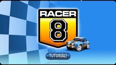 Algae Plays: Racer 8 (PC)