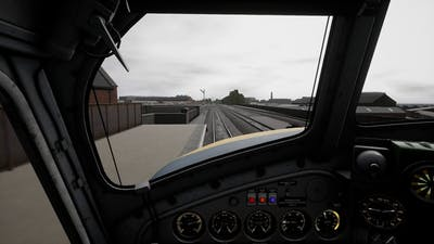 Train Sim World - Manchester Victoria to Stalybridge (turn on captions for route info, if desired)