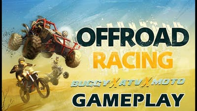 Offroad Racing - Buggy X ATV X Moto - Offroad Racing, all-terrain vehicles - PC gameplay (Full HD)