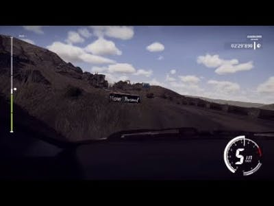 WRC 9 FIA World Rally Championship El Condor XION Rally Argentina 7 best Time World Rank