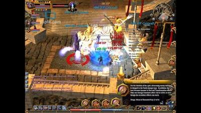 Mytheon Gameplay-Olympus 2