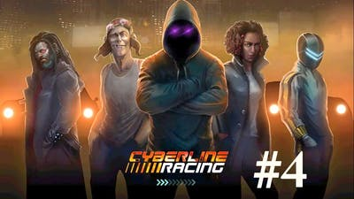 Cyberline Racing [iOS, Android] Gameplay # 4 ►HD◄