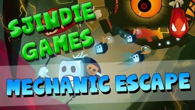 Sjindie Games - Mechanic Escape