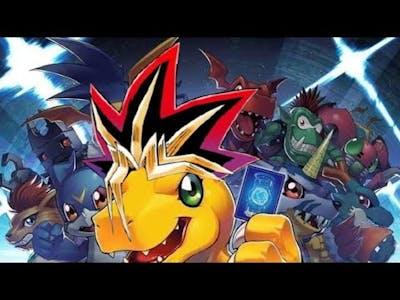 Digimon Card Battle Using Yellow Digimon Only - Beginner City