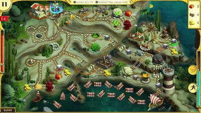 Just Playin' 12 Labours of Hercules IV Mother Nature Platinum Edition Lvl 5.6. - 5.7.
