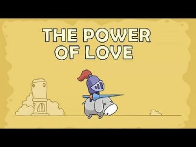 Do you know this game??? The power of love EP1