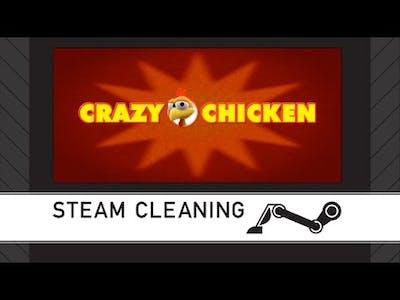 Steam Cleaning - Moorhuhn (Crazy Chicken)