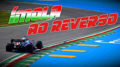 F1 2021 - COMO É O TRAÇADO DE ÍMOLA AO REVERSO??