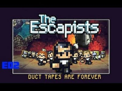 Escapists-Duct tapes are forever(DLC)-E01
