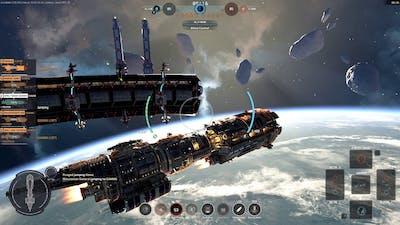 Firegod Gaming - Fractured Space - Pioneer gameplay 3
