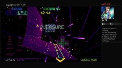 Tempest 4000 1st play