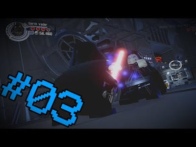Lego Star Wars The Force Awakens #3 - Father and Son Unite