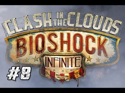 Bioshock Infinite DLC: Clash in The Clouds [8] I Actually Tried!